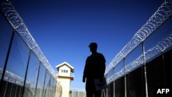 Bagram prison (file photo)
