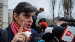 Laura Codruța Kovesi și-a expus europarlamentarilor intențiile de management, dacă este aleasă procuror-șef european.