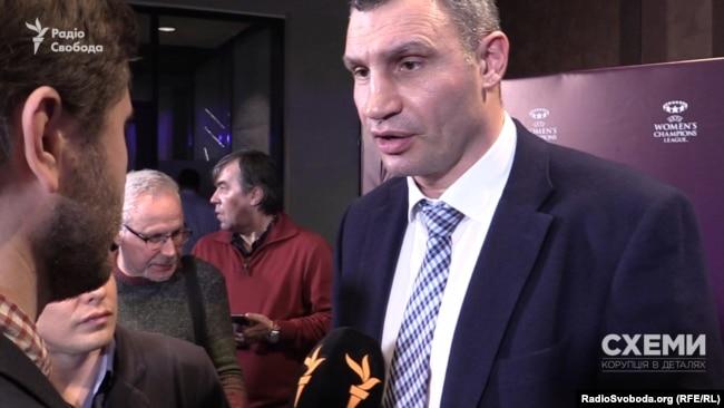Мер Києва Віталій Кличко каже, що не пам'ятає кожен документ, який підписує