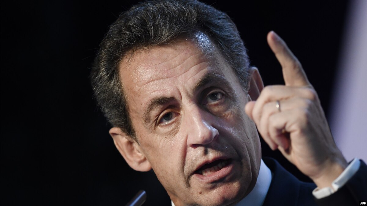 Arrestohet ish presidenti francez  Nicolas Sarkozy