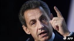 Николя Саркози, Францияның бұрынғы президенті.