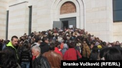Sa obeležavanja 17 vekova Milanskog edikta u Nišu, oktobar 2013.