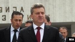 Македонскиот претседател Ѓорѓе Иванов