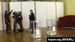 «Референдум» в Крыму, 16 марта 2014 года