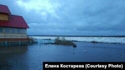 Су басқан Якутия ауылдары