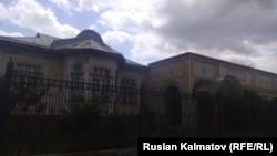 Дом Кадыржана Батырова на юге Кыргызстана.