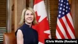 Келлі Крафт представлятиме США в ООН