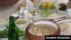 Это блюдо – не еда, оно – феномен и церемония, священная для каждого армянина