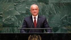 Discursul președintelui R. Moldova, Igor Dodon, la tribuna Adunării Generale a ONU
