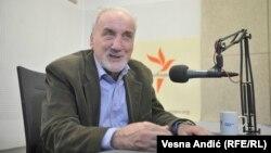 Intervju sa Vladimirom Vukčevićem