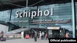 Aerodorom Schiphol u Amsterdamu