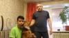 Рамиль с отцом Альбертом Заляутдиновым