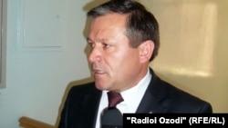 Рӯҳуллоҳ Ҳакимов