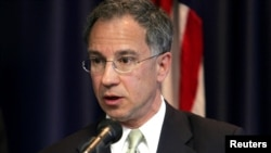New Jersey District Attorney Paul Fishman (file photo)