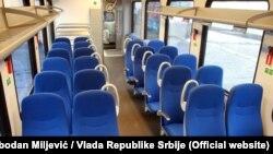Voz u stanici Prokop
