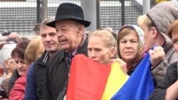 Sandu Supporters Rally As Moldovan Government Falls