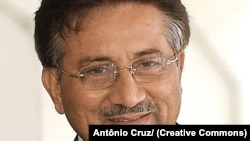 Ish-presidenti i Pakistanit, Pervez Musharraf.