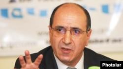Председатель партии «Национальная безопасность» Гарник Исагулян