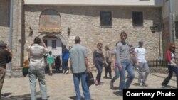 Туристички комплекс Свети Наум во Охрид.