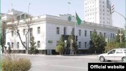 Türkmenistanyň döwlet edarasy, Aşgabat