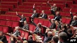 Ցեղասպանության ժխտումը քրեականացնող օրինագծի քվեարկությունը Ֆրանսիայի Ազգային ժողովում, 22 դեկտեմբեր, 2011