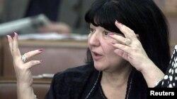 Мира Маркович, снимок 2000 года