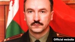 Генэральны пракурор Беларусі Аляксандар Канюк