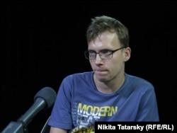 Журналист Илья Барабанов