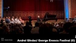 Pianistul german Martin Oppitz în recital la Ateneul Român