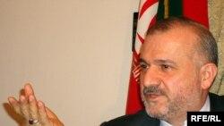 İranın Bakıdakı səfiri Nasir Həmidi Zare