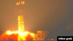 Випробування балістичної ракети КНДР, листопад 2017 року