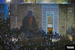 Соборная мечеть в Санкт-Петербурге
