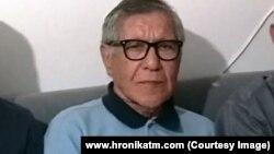 Оразмухаммет Ыклымов