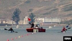 تیم قاقیقرانی ایران، عکس تزئینی است