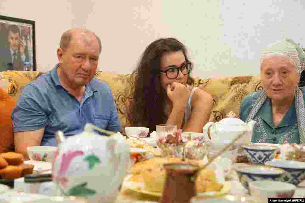 День рождения пропавшего без вести крымскотатарского активиста Эрвина Ибрагимова
