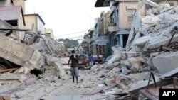 Port-au-Prince nakon zemljotresa, 2010.