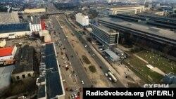 Територія харківського заводу «Турбоатом»
