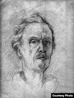 Arch. G.M. Cantacuzino, autoportret
