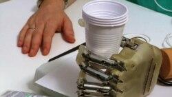 Бионикалык колдор фантастика эмес