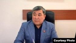 Жогорку Кеңештин депутаты Рыскелди Момбеков