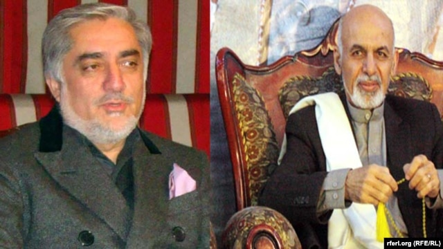 Abdullah Abdullah (left) and Ashraf Ghani are trying to convince voters they are the best candidate whether it be in the eyes of women, the devout, or war veterans.