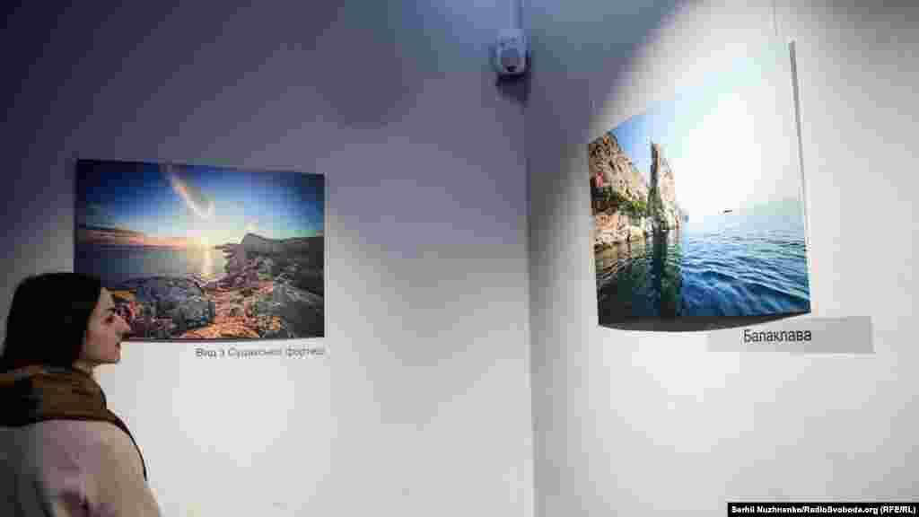 Фотовиставка «Крим по венах» працюватиме у «Кримському домі» до кінця року