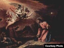 """Самый известный из художников, полотна которых будут возвращены из французских музеев, - Себастьяно Риччи. Его картина """"Христос на горе Уливи"""" (1730) выставлена в Вене"""