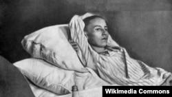 Габдулла Тукай Казанның Клячкин хастаханәсендә. 1913 ел