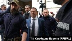 Красимир Живков беше отведен от екоминистерството в четвъртък
