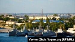 Після анексії Криму Україна втратила не лише кораблі, а й значну частину інфраструктури для флоту