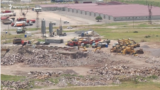 Активисты заблокировали дороги, ведущие к Амулсарскому руднику, техника простаивает (архив)