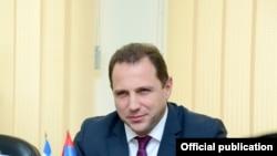 Դավիթ Տոնոյան, Հայաստանի պաշտպանության նախարարի առաջին տեղակալ, արխիվ