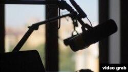 ukraine radio microfone