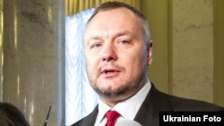 Народний депутат від Радикальної партії Олега Ляшка Андрій Артеменко, Київ, 21 лютого 2017 року